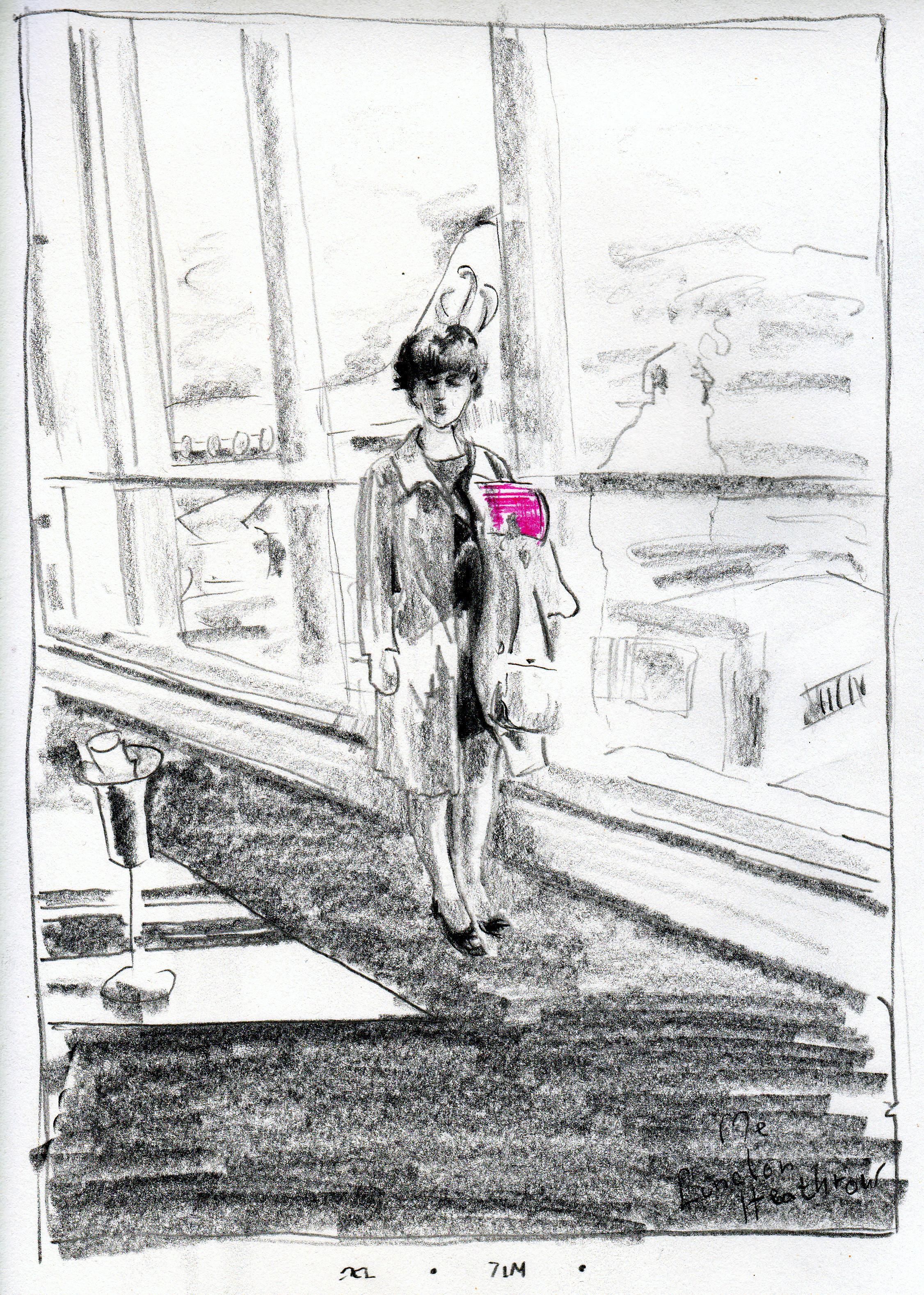 Keiko Heathrow Josef