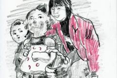 Keiko with Strangers 2